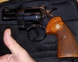 Colt python 357 magnum 2 1/2 barrel