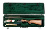 "20 Gauge Perazzi MX8-20 - Has a 28"" (72mm) barrels, Briley 28 and .410 Sub Gauge Tube Sets, 2 Cases and Accessories - 11 of 16"