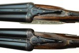 William Ford 20 Gauge Pair Sidelock Ejector Side-by-Side Shotguns - 4 of 13