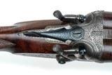 Robert Jones Hammer 12 Gauge Side-by-Side Shotgun - 4 of 14