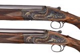 HOLLAND & HOLLAND ROYAL DELUXE PAIR 12 GAUGE OVER-AND-UNDER SHOTGUNS - 2 of 14