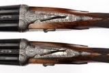 ARRIETA MODEL 802 SIDELOCK EJECTOR PAIR 20 GAUGE SHOTGUNS - 4 of 16