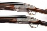 ARRIETA MODEL 802 SIDELOCK EJECTOR PAIR 20 GAUGE SHOTGUNS - 6 of 16