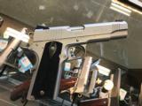 "Remington 1911R1S Stainless 5"" 7 Shot .45 ACP"