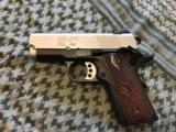 "Springfield Armory EMP 3"" 8 Shot .40S&W"