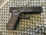 "Glock Model 17 Gen 5 4.5"" 17 Shot 9mm"