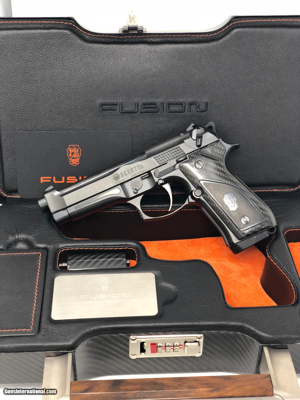 Beretta 92FS Fusion Black Edition