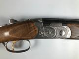 Beretta 686 Silver Pigeon 1 Deluxe 20 gauge 28 inch barrel. - 9 of 9