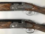 Beretta Jubilee 12 gauge 30 inch Matching Pair