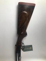Beretta 455 double rifle, 470 Nitro - 7 of 7