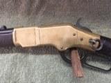 """WINCHESTER carbine model '66 .44 rimfire 20"""" barrel"""
