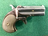 Remington Derringer 41 shortrimfire post 1922