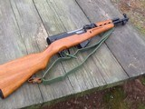 "Norinco paratrooper type SKS 18.5"" barrel matching numbers very good"