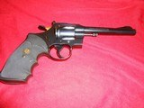 "Colt .22 LR Revolver 6"" barrel Officers Model Match - 3 of 4"