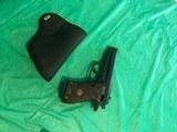 Beretta 9mm model f84 - 2 of 3