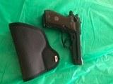 Beretta 9mm model f84 - 1 of 3