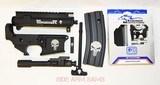 "NIB - Anderson AM-15 ""Punisher Logo"" Upper/Lower Receiver Build Kit, AR-15"