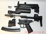 Rare Complete Factory German HK-MP5A3 NAVY Saw-Cut Parts Kit