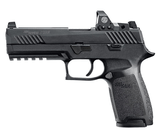 Sig Sauer P320 RX Full Size 9mm Romeo 320F-9-BSS-RX Factory New In Box with two free additional magazines