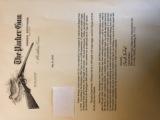 "Parker AHE 12ga½ Frame Factory Two Barrel Set 26"" and 28""Single Selective Trigger - 19 of 19"
