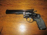 Smith and Wesson PPC target 38sp revolver