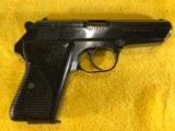 CZ Model 50, .32 ACP, 7.56mm, USED