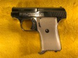 AMERICAN FIREARMS MFG., .25 ACP, STAINLESS STEEL
