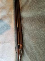 Iver Johnson Hercules Grade Double Barrel 410 Shotgun
