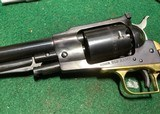 Ruger Old Army, .44 Cal, Original Brass Frame, Box, Papers, Blued. Old Army, Ruger, Black Powder