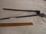 U.S. Springfield Model 1873 Bayonet, Frog and Sheath - 3 of 8