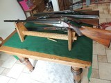 J. P. SAUER & SOHNS 12 GA, SIDED BY SIDE
