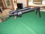 6.8 spc custom rifle (newunfired)