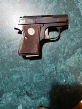 Colt Junior 25acp (1963)