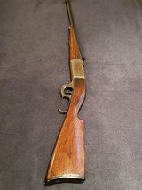 Savage Model 1899, H .22 high power, take down rifle
