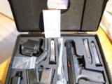 Springfield Armory XDm 5.25 .40 S&W competition handgun
