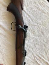 Winchester Model 54, 22 Hornet, made in 1934 - 11 of 15