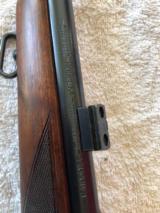 Winchester Model 54, 22 Hornet, made in 1934 - 8 of 15