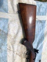 1948 Winchester Model 75 Deluxe Sporting Rfile - 3 of 14