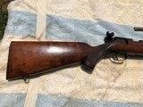1948 Winchester Model 75 Deluxe Sporting Rfile - 7 of 14