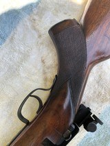 1948 Winchester Model 75 Deluxe Sporting Rfile - 11 of 14