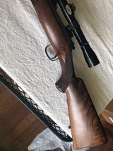Custom Remington 722 with Griffin & Howe Styled Stock in 257 Roberts - 6 of 14