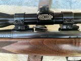 Custom Remington 722 with Griffin & Howe Styled Stock in 257 Roberts - 10 of 14
