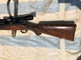 Custom Remington 722 with Griffin & Howe Styled Stock in 257 Roberts - 11 of 14
