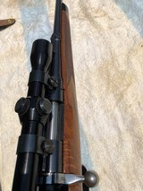 Custom Remington 722 with Griffin & Howe Styled Stock in 257 Roberts - 13 of 14