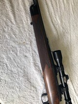 Custom Remington 722 with Griffin & Howe Styled Stock in 257 Roberts - 5 of 14
