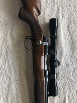 Custom Remington 722 with Griffin & Howe Styled Stock in 257 Roberts - 4 of 14
