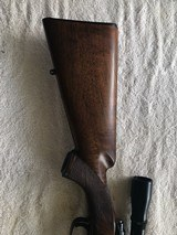 Custom Remington 722 with Griffin & Howe Styled Stock in 257 Roberts - 3 of 14