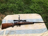 Custom Remington 722 with Griffin & Howe Styled Stock in 257 Roberts - 1 of 14