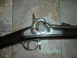 Scarce U.S. M1855 Harpers Ferry Musket with Patchbox - 2 of 15