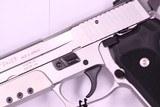 Sig Sauer P220 Sport Mastershop German Pistol - 9 of 11